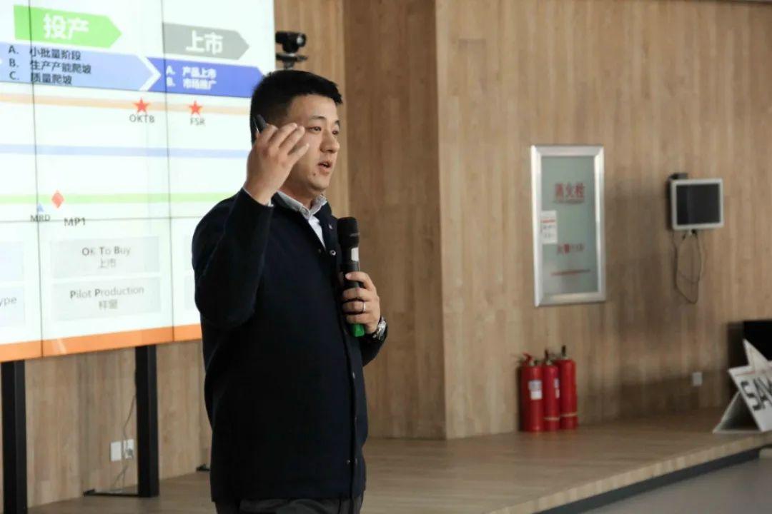 创新是企业发展的引擎——边老师在酷8度/简爱研发项目表彰大会的讲话