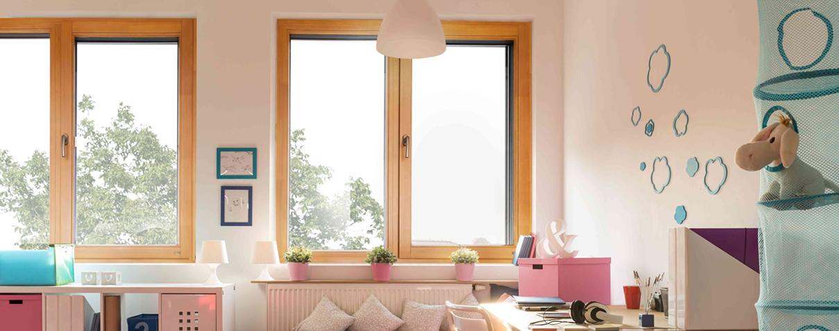 森鹰铝包木窗丨F120