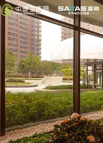 中德生态园被动房技术展示中心-拥有建筑美学价值的被动式建筑
